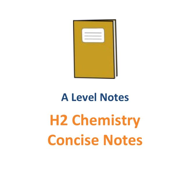 A level chemistry homework help