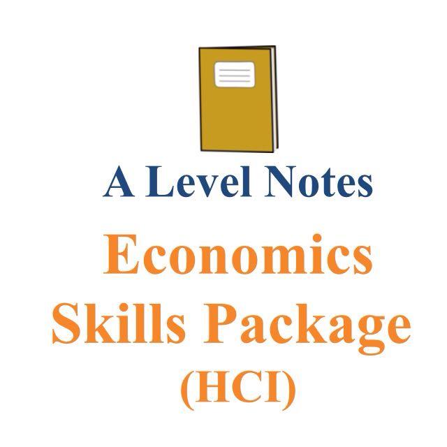 A level h2 econs essay