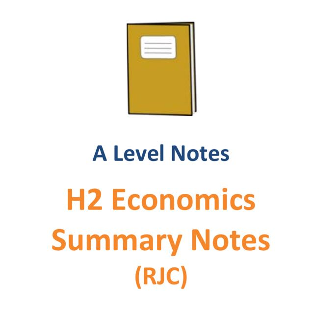 h2 econs model essays Past years' h2 essay exam questions by topics  essay questions by topic notify  discuss whether this model of market structure is the most appropriate to.