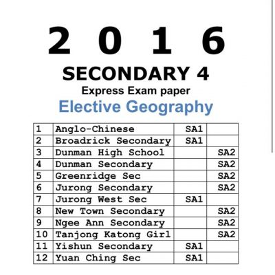 2016_sec_4_elective_geography_exam_paper__past_year_paper__test_paper_1495875036_f9c1fad8
