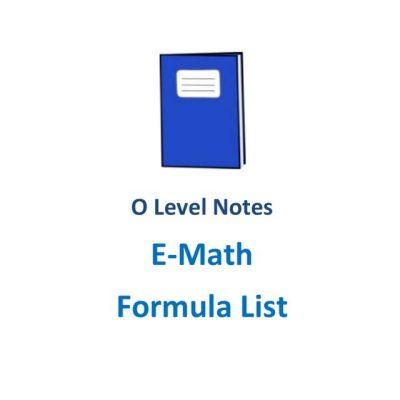 o_level_emath_formula_list_1494581456_7e4f3667