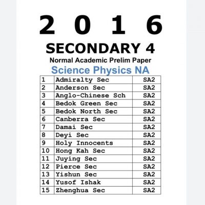 2016 4NA Sci Physics Pic1